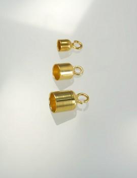 Ref. 174 Capsules cylindriques, petit anneau ouvert