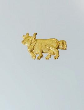Ref. 438 Vache, fonte de casting