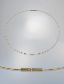 Ref. 785 Collier câble ø 0,75 mm, avec baïonnette