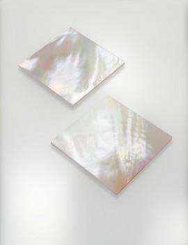 Ref. 830 Nacre de forme carrée