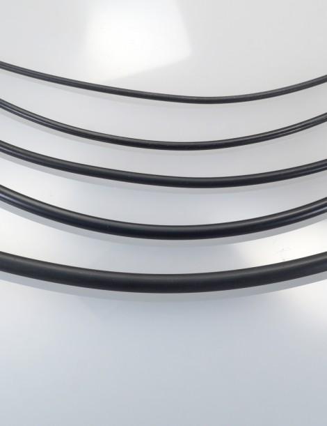 Ref. 660 Corde en caoutchouc ronde