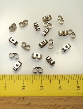 Ref. 208/3 Poussette d'oreille petite pour tige 0,8/0,9 mm