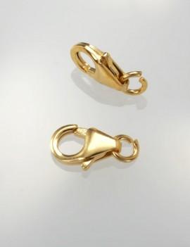 Ref. 17 Mousquetons avec anneau