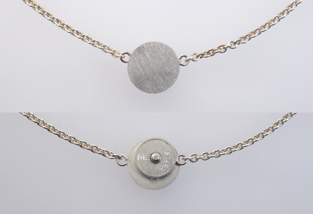Neuer Verschluss Snapp in Silber 925